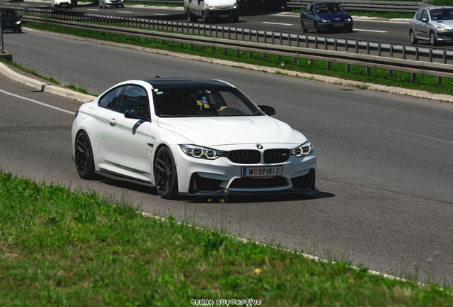BMW M4 F82 Coupé Maxton Design