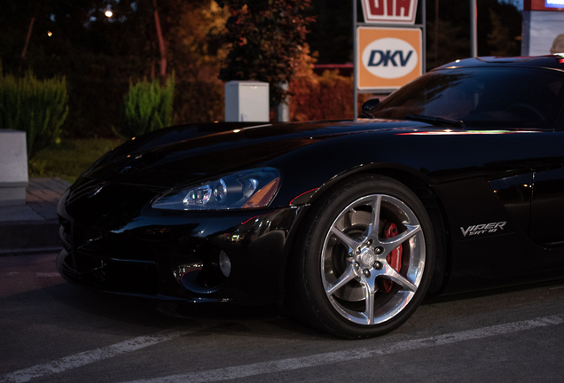 Dodge Viper SRT-10 Coupé 2008