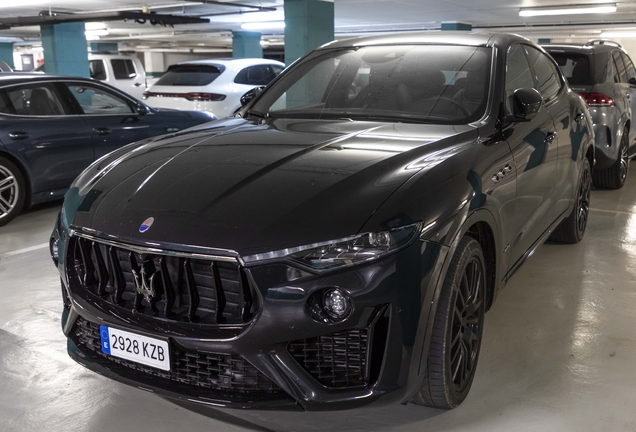 Maserati Levante S GranSport 2019