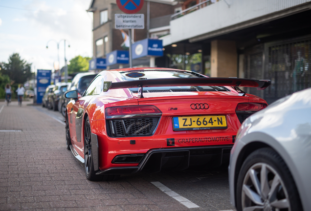 Audi R8 V10 Plus Sport Performance Parts