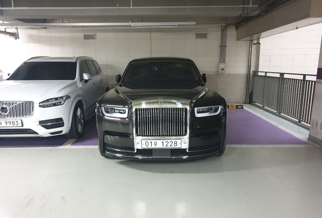 Rolls-RoycePhantom VIII EWB