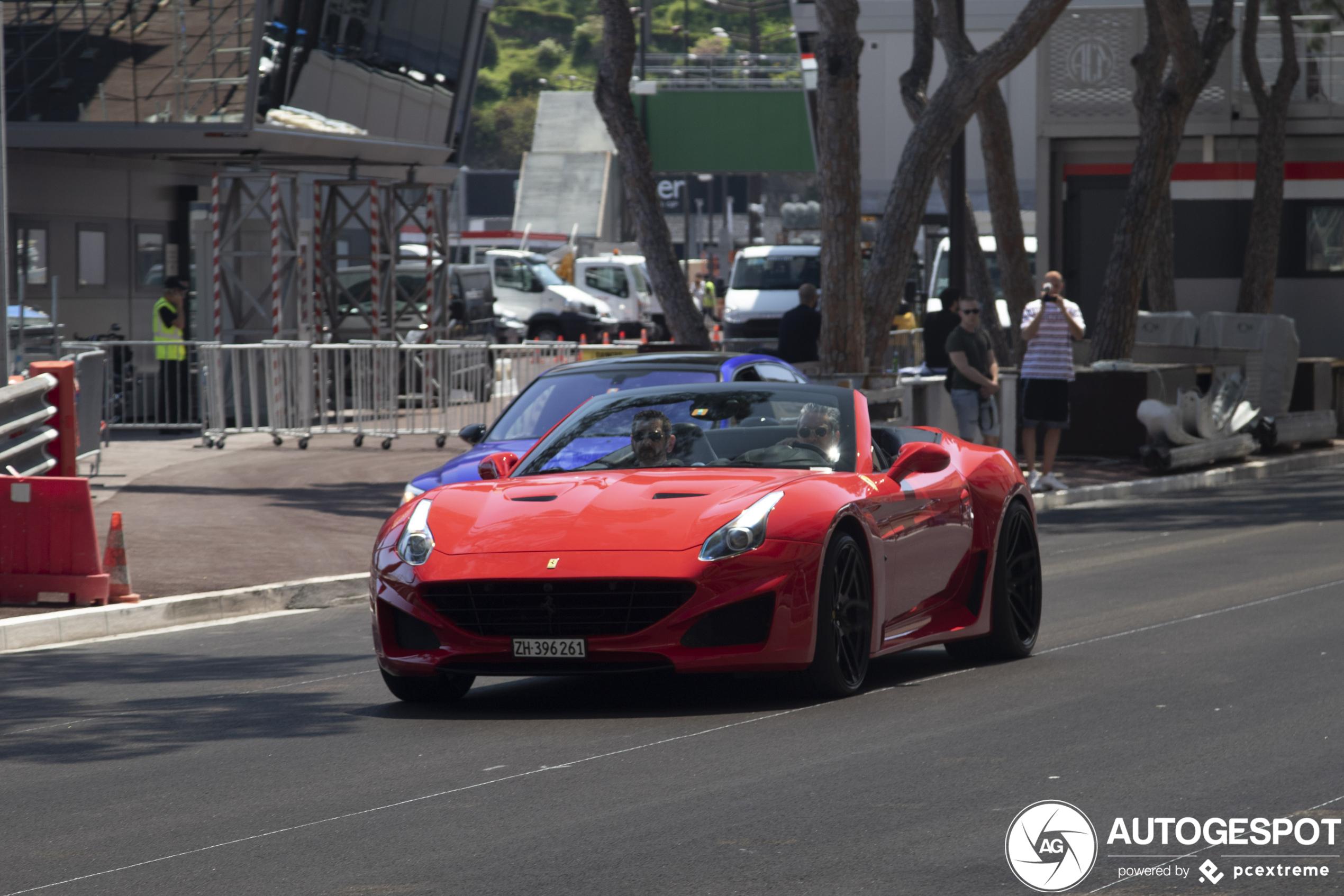 Ferrari California T Novitec Rosso N-Largo - 4 July 2020 ...