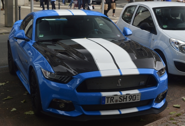Ford Mustang Shelby GTE 2015