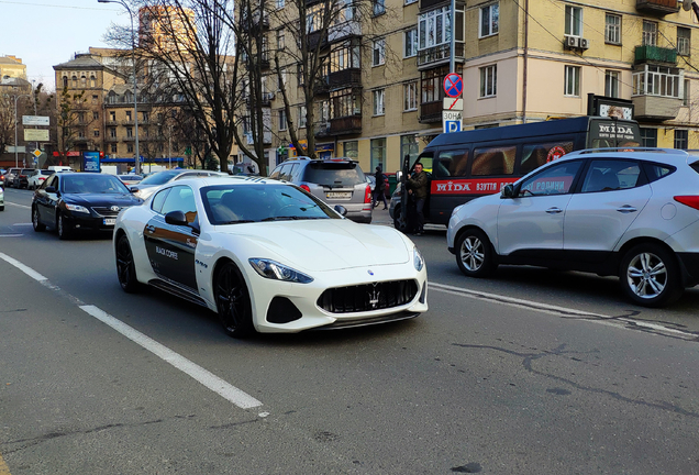 MaseratiGranTurismo Sport 2018