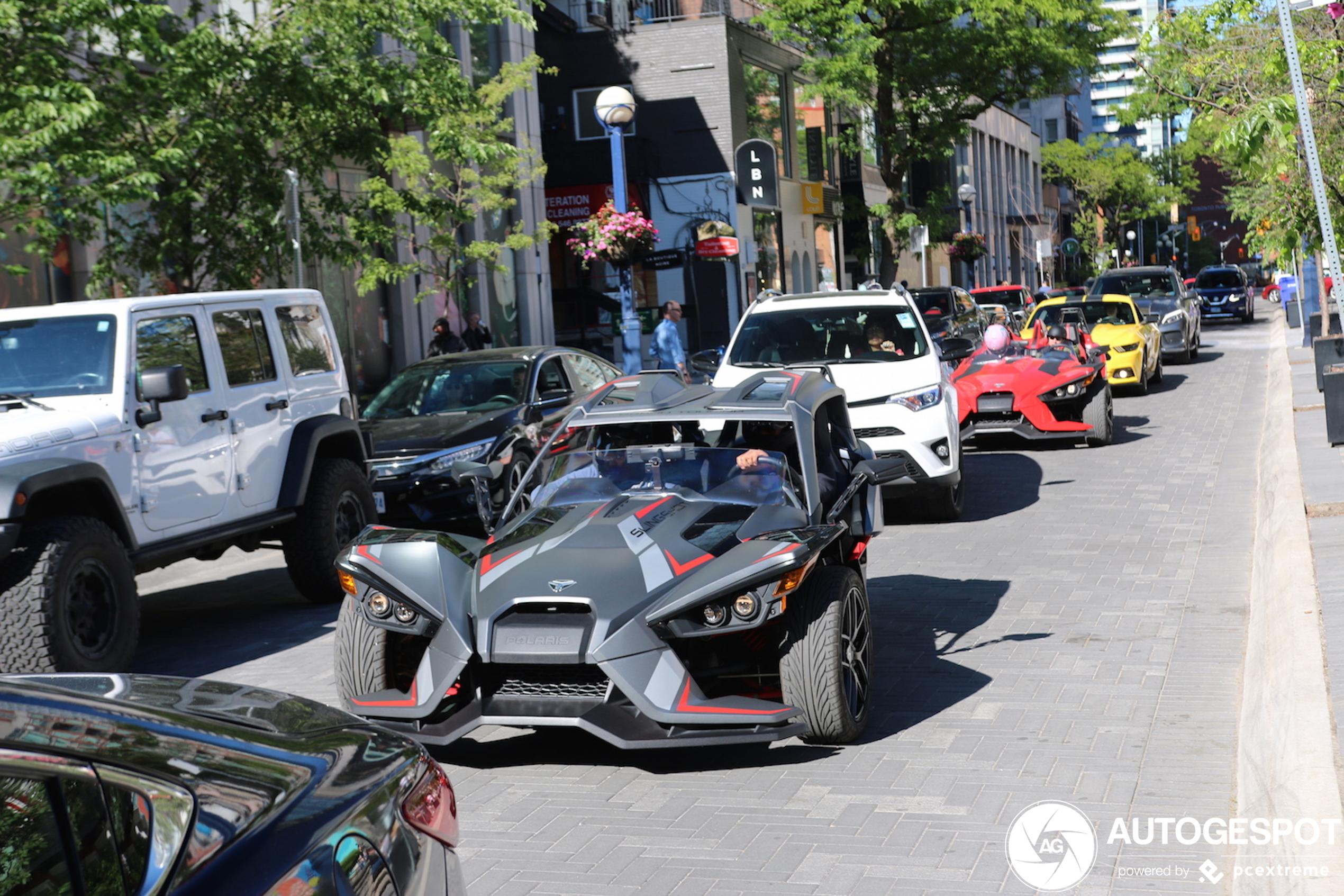 Polaris Slingshot SL LE Grand Touring