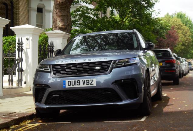 Land Rover Range Rover Velar SVAutobiography