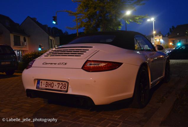 Porsche 997 Carrera GTS Cabriolet