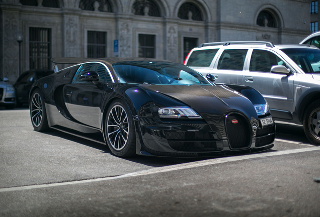 BugattiVeyron 16.4 Super Sport
