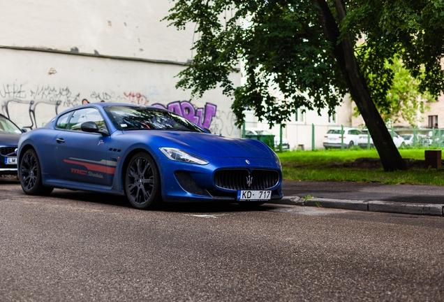 MaseratiGranTurismo MC Stradale