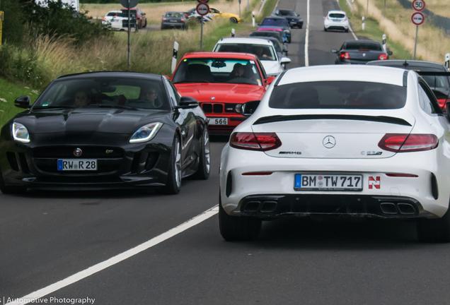 Mercedes-AMG C 63 S Coupé C205 2018