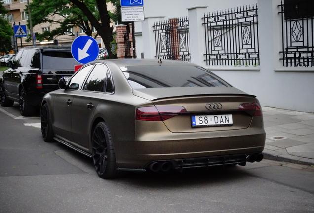 Audi S8 D4 2014 Provox Design