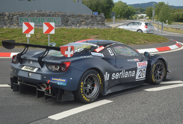 Ferrari488 GT3 Evo 2020