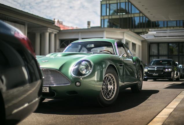 Aston MartinDB4 GT Zagato