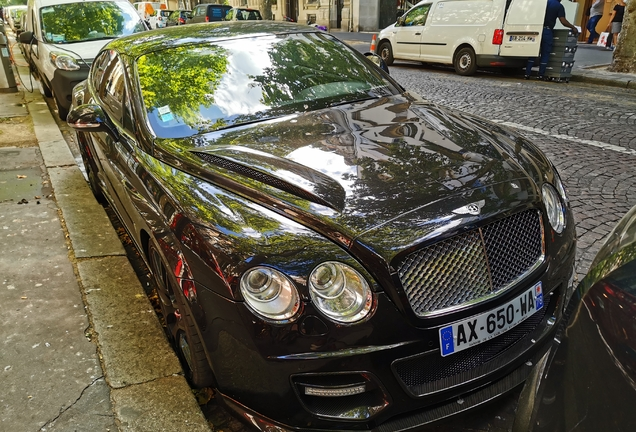 Bentley Continental GT Speed Onyx Concept