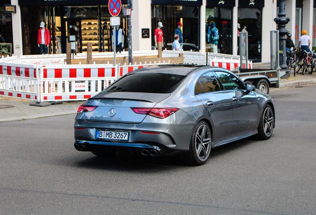 Mercedes-AMG CLA 45 C118