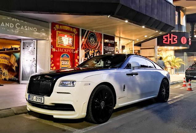 Rolls-RoyceWraith Spofec