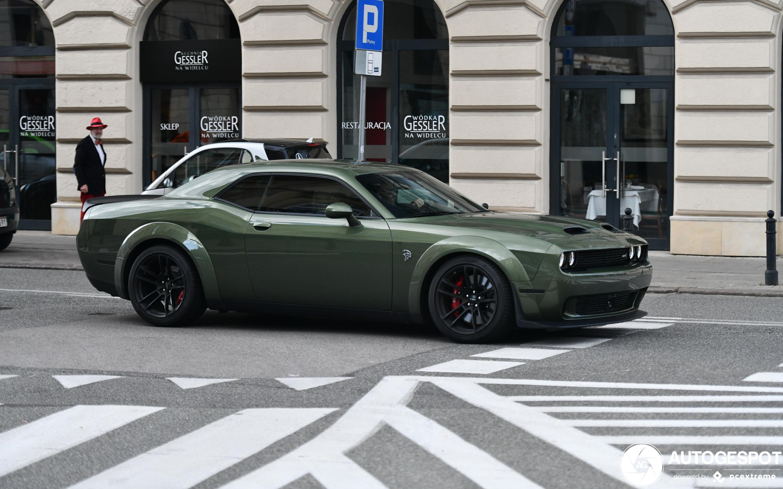 Dodge Challenger Srt Hellcat Widebody 2019 12 July 2020 Autogespot