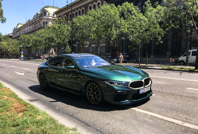BMW M8 F93 Gran Coupé Competition First Edition 8-of-8