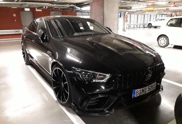 Mercedes-AMG Brabus GT B40S-800 X290