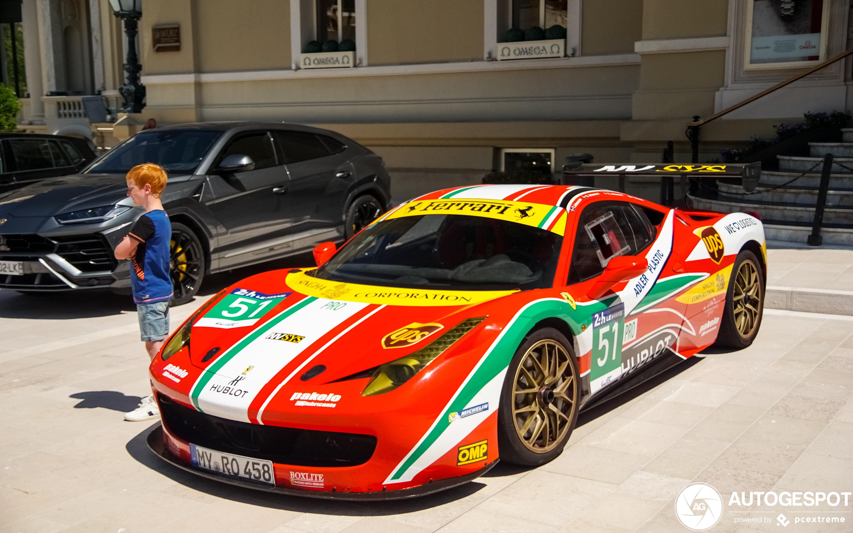 Ferrari 458 Challenge Evo 14 July 2020 Autogespot