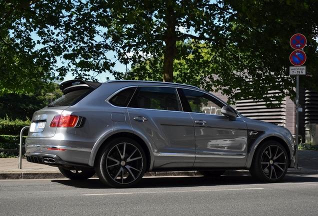 Bentley Mansory Bentayga Diesel