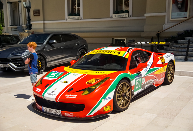 Ferrari458 Challenge EVO