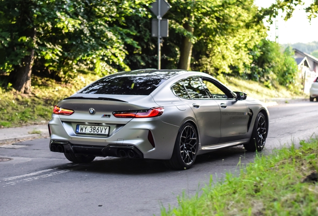 BMW M8 F93 Gran Coupé Competition