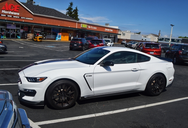 Ford Mustang Shelby GT 350 2017