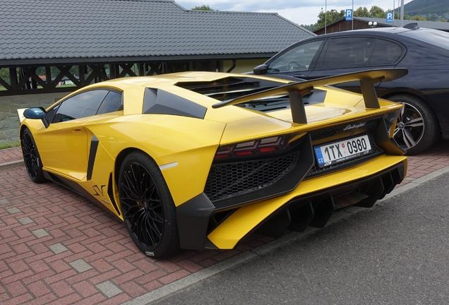 LamborghiniAventador LP750-4 SuperVeloce