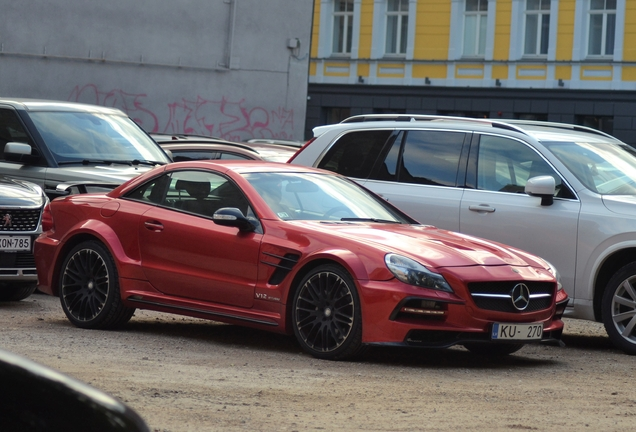 Mercedes-Benz SL 600 SR66 Wide Body