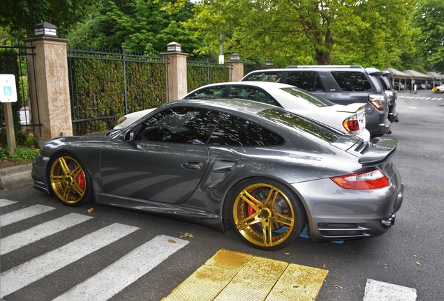 Porsche 997 Turbo Techart MkI