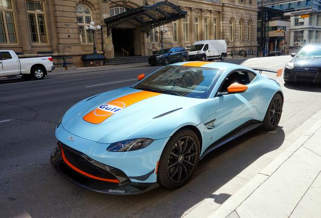 Aston Martin V8 Vantage 2018 Heritage Racing Edition