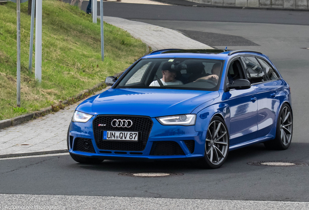 Audi RS4 Avant B8 Nogaro Selection