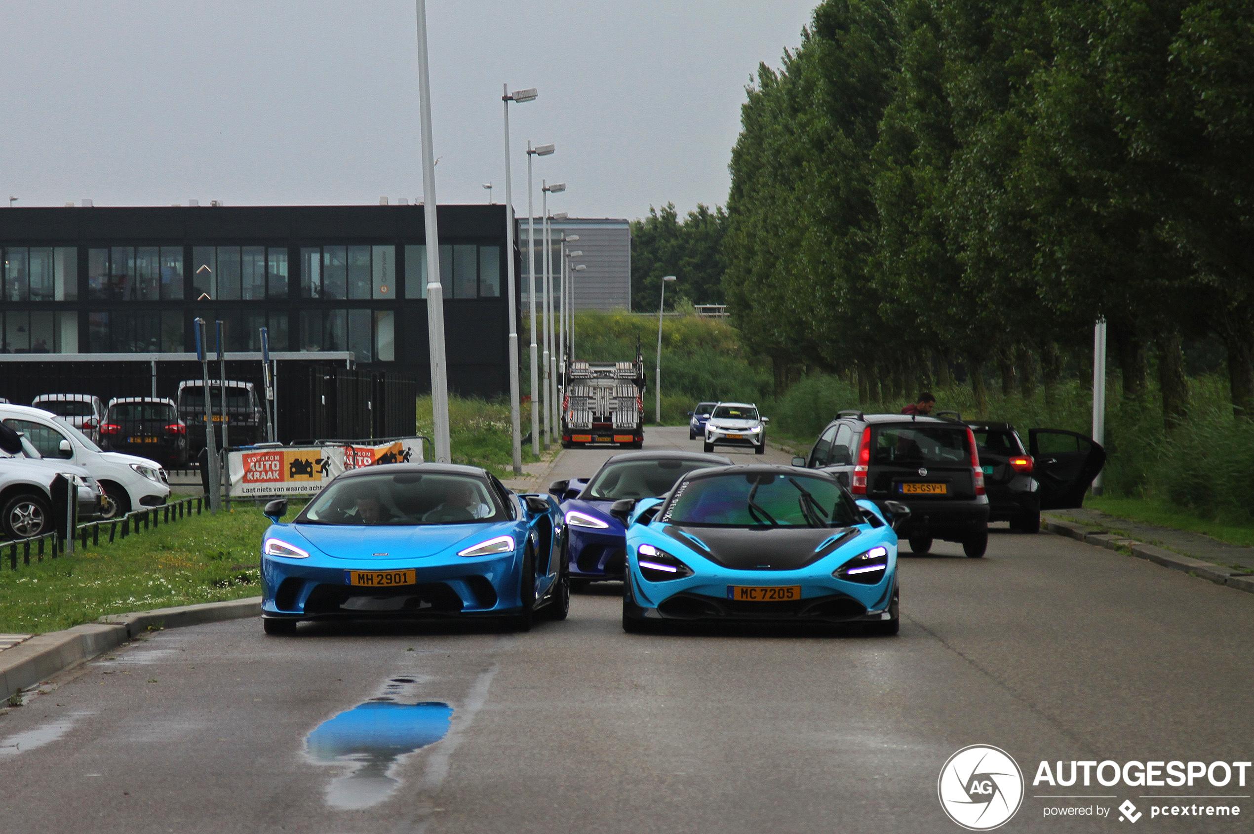 McLaren trio neemt Utrecht over