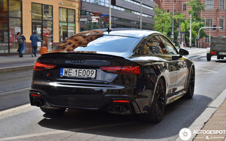 Audi Rs5 Sportback B9 2021 21 July 2020 Autogespot