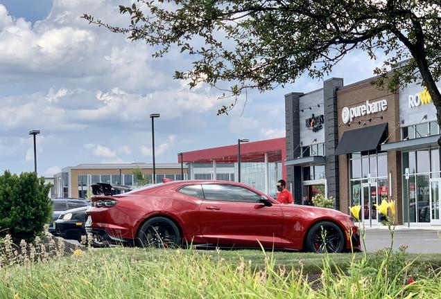 Chevrolet Camaro ZL1 1LE 2019