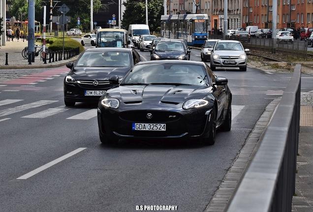 Jaguar XKR-S 2012