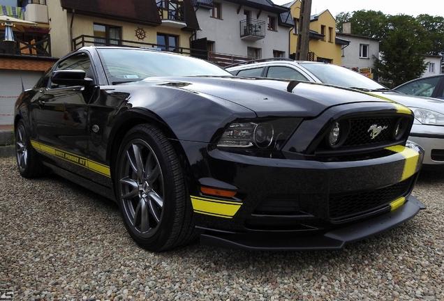 Ford Mustang Penske GT 2013