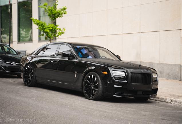 Rolls-Royce Ghost RR4