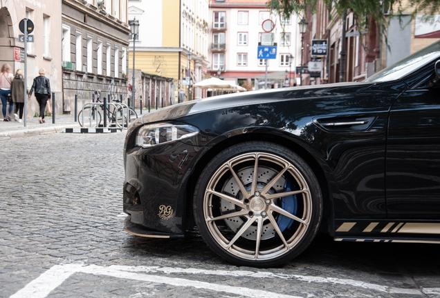 BMW M5 F10 2014 Maxton Design