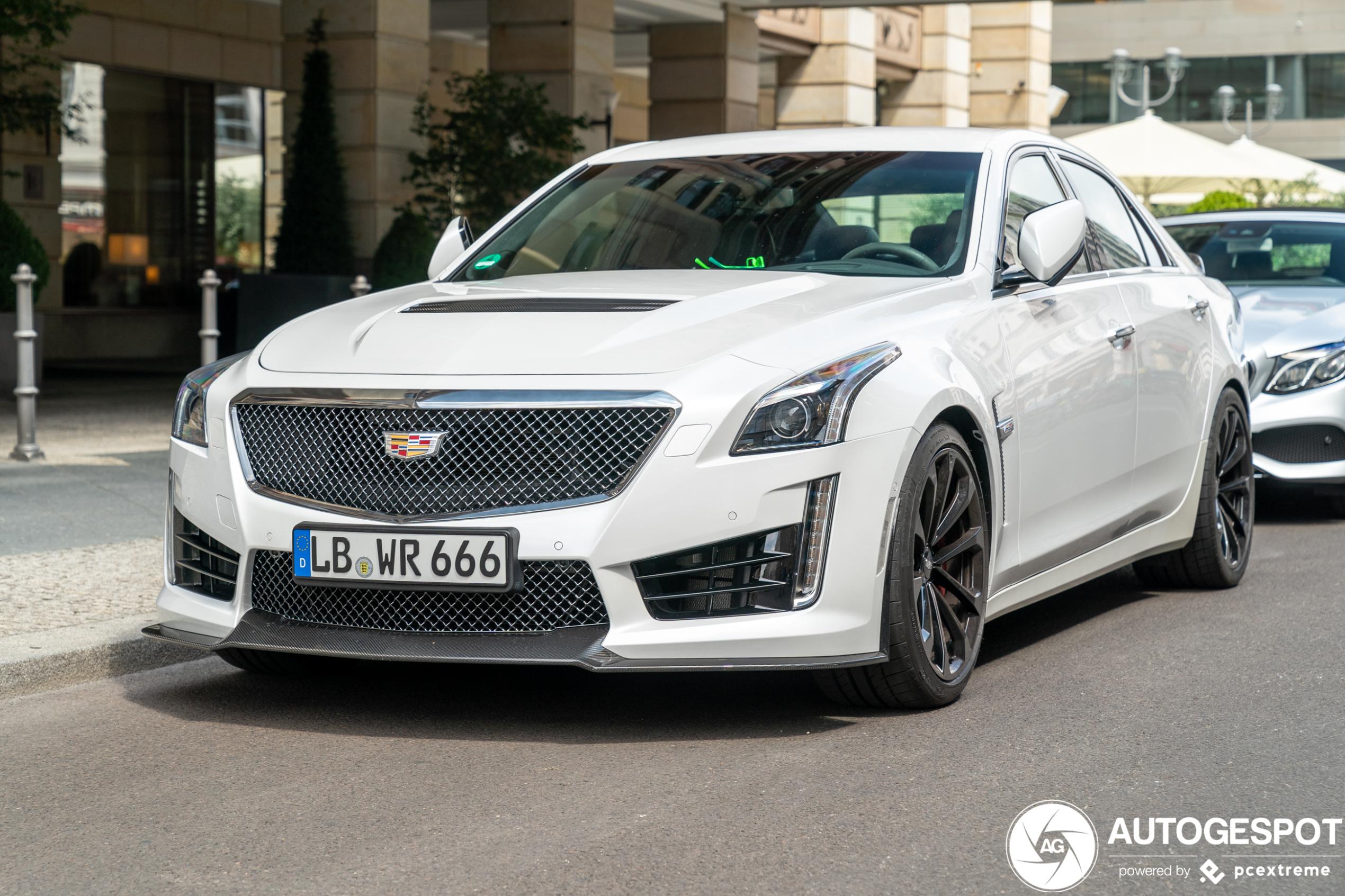 2020 Cadillac LTS Reviews