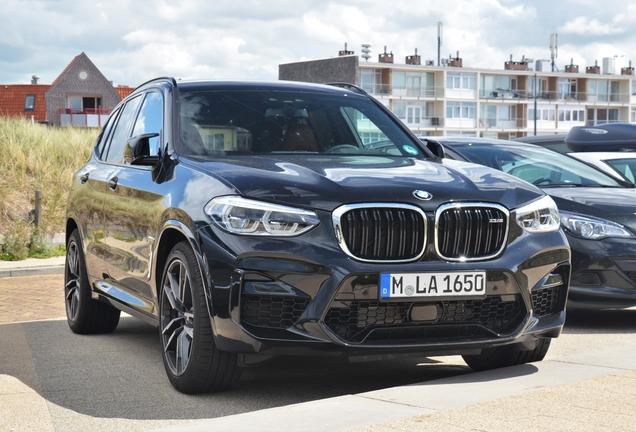BMW X3 M F97