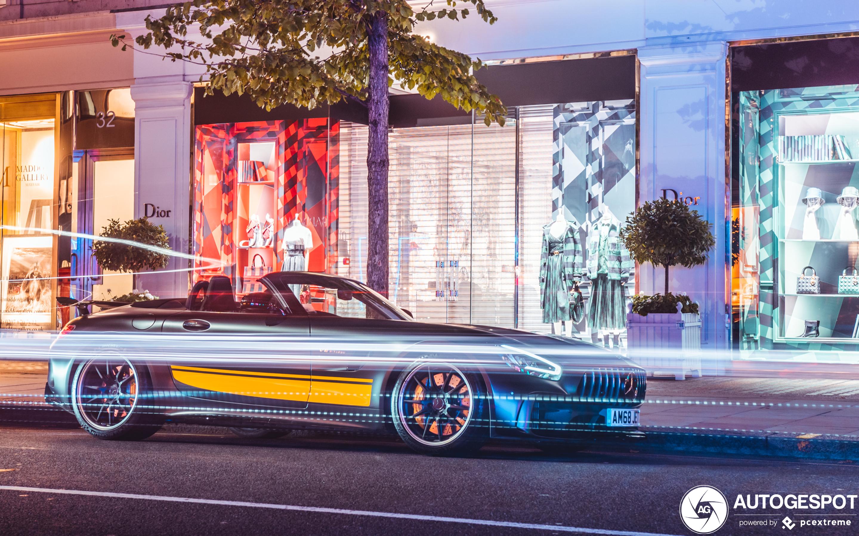 Mercedes-AMG GT R Roadster R190