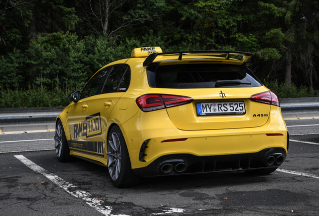 Mercedes-AMG A 45 S W177 Posaidon RS525+