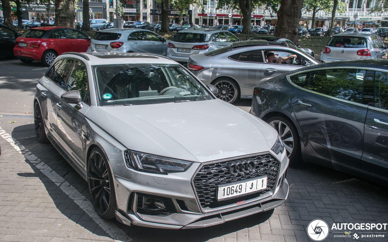 Audi ABT RS4 Plus Avant B9