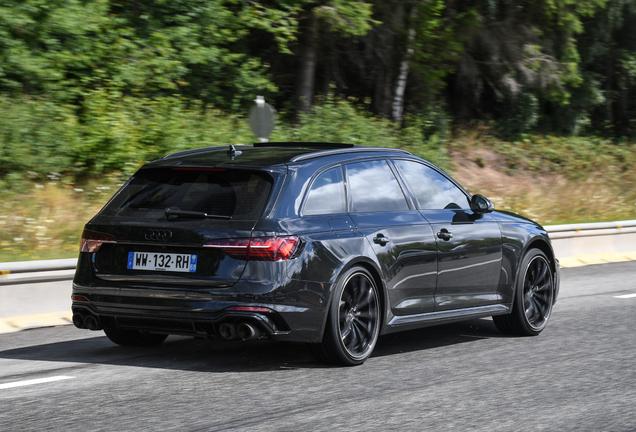 Audi ABT RS4 Avant B9 2020