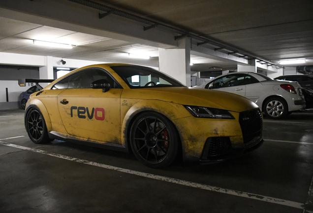 Audi TT-RS 2017 Revo