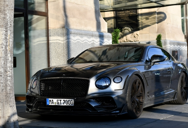 Bentley Continental GT 2018 Keyvany