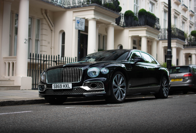 Bentley Flying Spur W12 2020
