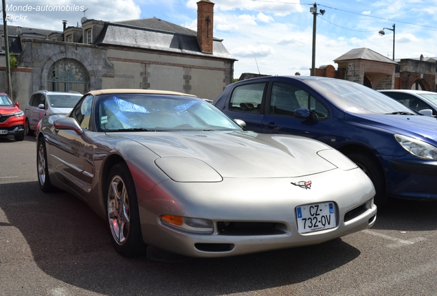 Chevrolet Corvette C5 Convertible